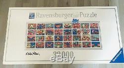 Puzzles Ravensburger 17838 Keith Haring 32000 Pièces B00385X4BG