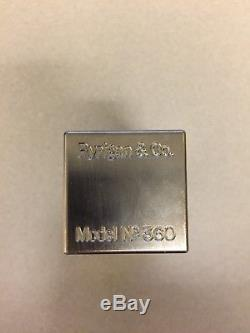 Pyrigan Model 360 Puzzle