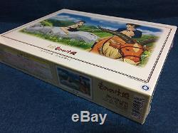 RARE 1000pc Ensky Jigsaw Puzzle Princess Mononoke- Wolf Ashitaka Studio Ghibli