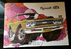 RARE 1968 Plymouth GTX jigsaw puzzle