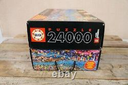 RARE Educa completed Jigsaw Puzzle 24000 piece- 2007 Life