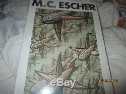 RARE NEW SEALED m. C. Escher profondita depth puzzle-LOCATION GAME AREA