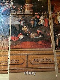 RARE PUZZLE 12000, Ravensburger, The Temptation of Saint Anthony