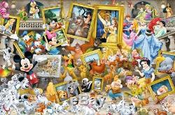 RAVENSBURGER 17432 DISNEY ARTISTIC MICKEY Mickey Mouse 5000 PIECES JIGSAW PUZZLE