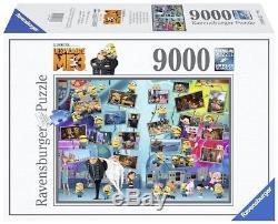 RAVENSBURGER 17808 MINIONS Ich Einfach unverbesserlich PUZZLE 9000 TEILE JIGSAW