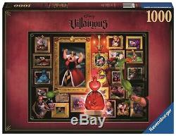 RAVENSBURGER DISNEY VILLAINOUS ALL 6 PUZZLES 1000 PIECES From 15022 To 15027
