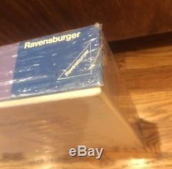 RAVENSBURGER JIGSAW PUZZLE Ladoration Des Mages 3000 PCS #6255858X VTG