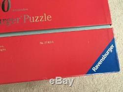 RAVENSBURGER Puzzle 18000 18,000 Historical World Maps 3 Sealed Bags 1 Opened