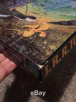 Rare 1983 J. RR Tolkien Hobbit Gandalf Jigsaw Puzzle LORD OF THE RINGS 1000pieces
