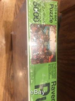 Rare Ravensburger Puzzle 5000 Pcs Country Fair 62559047 NEW