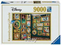 Ravensburger 14973 Disney Museum 9000pc Jigsaw Puzzle