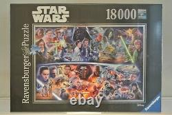 Ravensburger 18000 Pieces Star Wars Brand newithSealed box