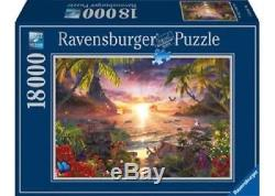 Ravensburger 18,000 Piece Jigsaw Puzzle Heavenly Sunset