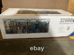 Ravensburger 32000 Piece. New York City Skyline. Rare Discontinued Puzzle