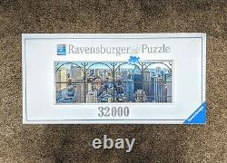 Ravensburger 32000 Pieces New York City Window Puzzle Huge 214 inch x 76 inch