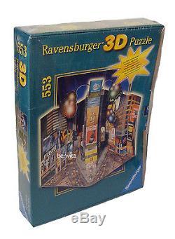 Ravensburger 3D Puzzle 178551 New York Times Square 553 Teile 12+ Neu