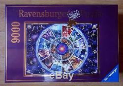 Ravensburger 9000 piece puzzle,'Astrology' Factory sealed