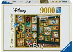 Ravensburger 9,000 Piece Jigsaw Puzzle Disney Museum
