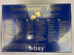Ravensburger Big World Map, 1911 9000 Piece Jigsaw Puzzle NEW! NRFP