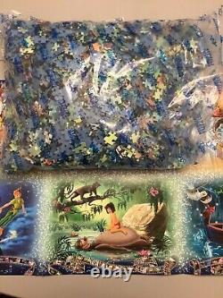 Ravensburger Disney 40320 Jungle Book Puzzle 4032 Pieces Still In Wrapping