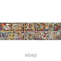 Ravensburger Disney Mickey Through the Years 40320 Piece Jigsaw Puzzle