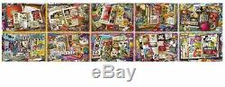 Ravensburger Disney Mickey Through the Years 40,320 pieces Jigsaw Puzzle