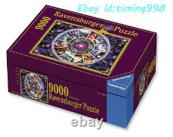 Ravensburger Jigsaw Constellation Astrology 9000 Puzzles RARE! NEW SEALED Stock