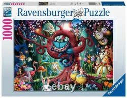 Ravensburger Most Everyone is Mad 1000 Piece Puzzle New Fast shipping