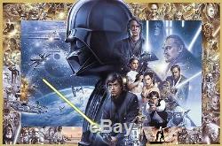 Ravensburger Puzzle Puzzles Star Wars I-Vi Fantasy War Stars Planets Disney