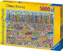 Ravensburger Puzzle The Fairy Tale World 5000 Pieces Adult Decompression Toys
