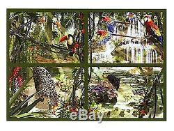 Ravensburger Puzzle Tropical Impressions 18000 Pieces #17834 NIB RARE