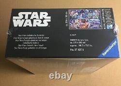 Ravensburger Star Wars 18000 piece jigsaw puzzle. Discontinued, rare, 17827