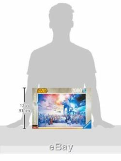 Ravensburger Star Wars Universe Jigsaw Puzzle (2000 Piece)
