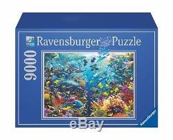 Ravensburger Underwater Paradise 9000 Piece Puzzle model 17807