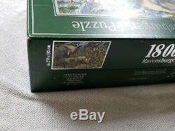 Ravensburger puzzle 18000 AT THE WATERHOLE Unopened Sealed Bags