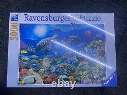 Ravensburger under the sea 5000 piece puzzle