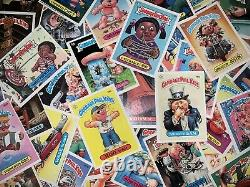 SALE GARBAGE PAIL KIDS ORIGINAL 1980s SERIES 2-13 50 CARD RANDOM LOT CARDS 1985