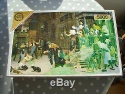 SEALED Falcon Supreme Deluxe 5000 Piece Puzzle RETURN OF THE PRODIGAL SON Tissot