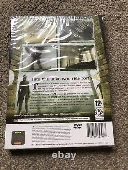 SHADOW OF THE COLOSSUS PlayStation PS2 Brand New & Factory Sealed MINT PAL