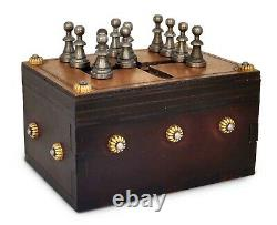 Schach Box-Chess Box by Jean Claude Constantin Difficulty 9/10