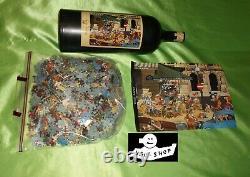 Seltenes HEYE Puzzle HAPPY HOUR in Flasche J J LOUP 1000 Teile komplett 8720