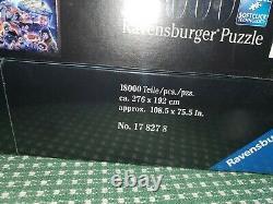Star Wars Ravensburger puzzle 18000 piece