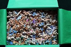 Stave Puzzle, Tsuki Hoshi, 495 pieces, Mint Condition, 2017