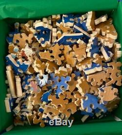 Stave Wooden Puzzle Just Another Duck Act (225 piece)
