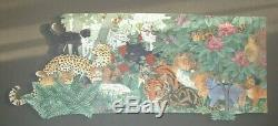 Stave Wooden Puzzle Rhododendron Jungle (340 piece)