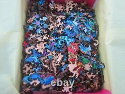 Sugar Magnolias 881 Piece Liberty Wooden Jigsaw Puzzle