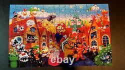Super Mario RPG Legend of the Seven Stars Jigsaw Puzzle Nintendo Rare! Japan