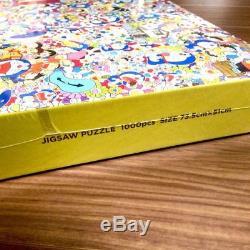 TAKASHI MURAKAMI The Doraemon Exhibition Tokyo 2017 Jigsaw Puzzle Rare New