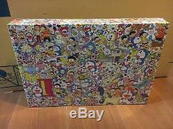 TAKASHI MURAKAMI jigsaw puzzle Kaikai KikiThe Doraemon Exhibition Tokyo 2017 NEW