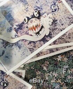 Takashi Murakami 727 Jigsaw Puzzle